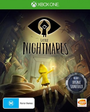 Little Nightmares Day One Edition
