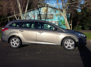 2013 Ford Focus Trend Elite, Newer Shape Facelift Model Wagon NZ New, Di