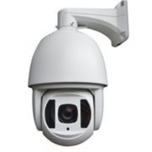 6 Inch High Speed PTZ IP Camera with 5-131mm Lens