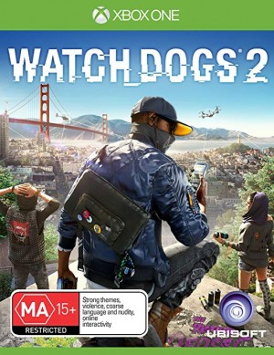 WATCH DOGS 2 AUS XBOX ONE