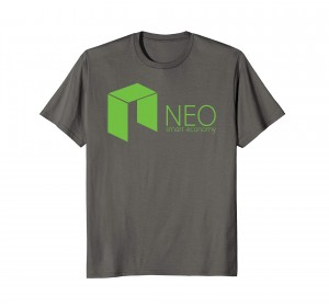 Neo Smart Economy Cryptocurrency HODL Blockchain T-Shirt