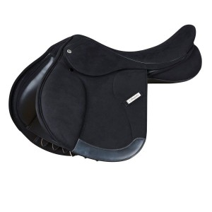3 sizes Black Navy White Apollo Air Close Contact Comfort Jumping Saddle Pad