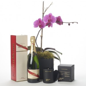 G.H Mumm, Ashley & Co. Orchid Gift Set