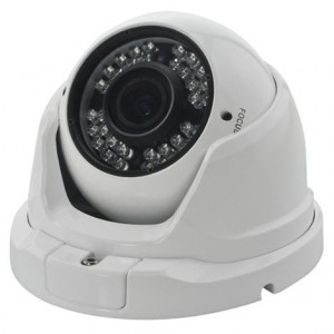 Anslin 2MP 4 in 1 HD Dome IR Camera with 2.8-12mm Lens