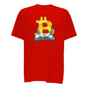 Cointelegraph BitYoga Crypto T-Shirt Unisex | Cryptocurrency Blockchain