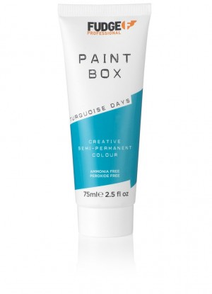Fudge Paintbox Turquoise Days 75gm