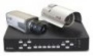 4 Camera, Security Camera (CCTV) Kit